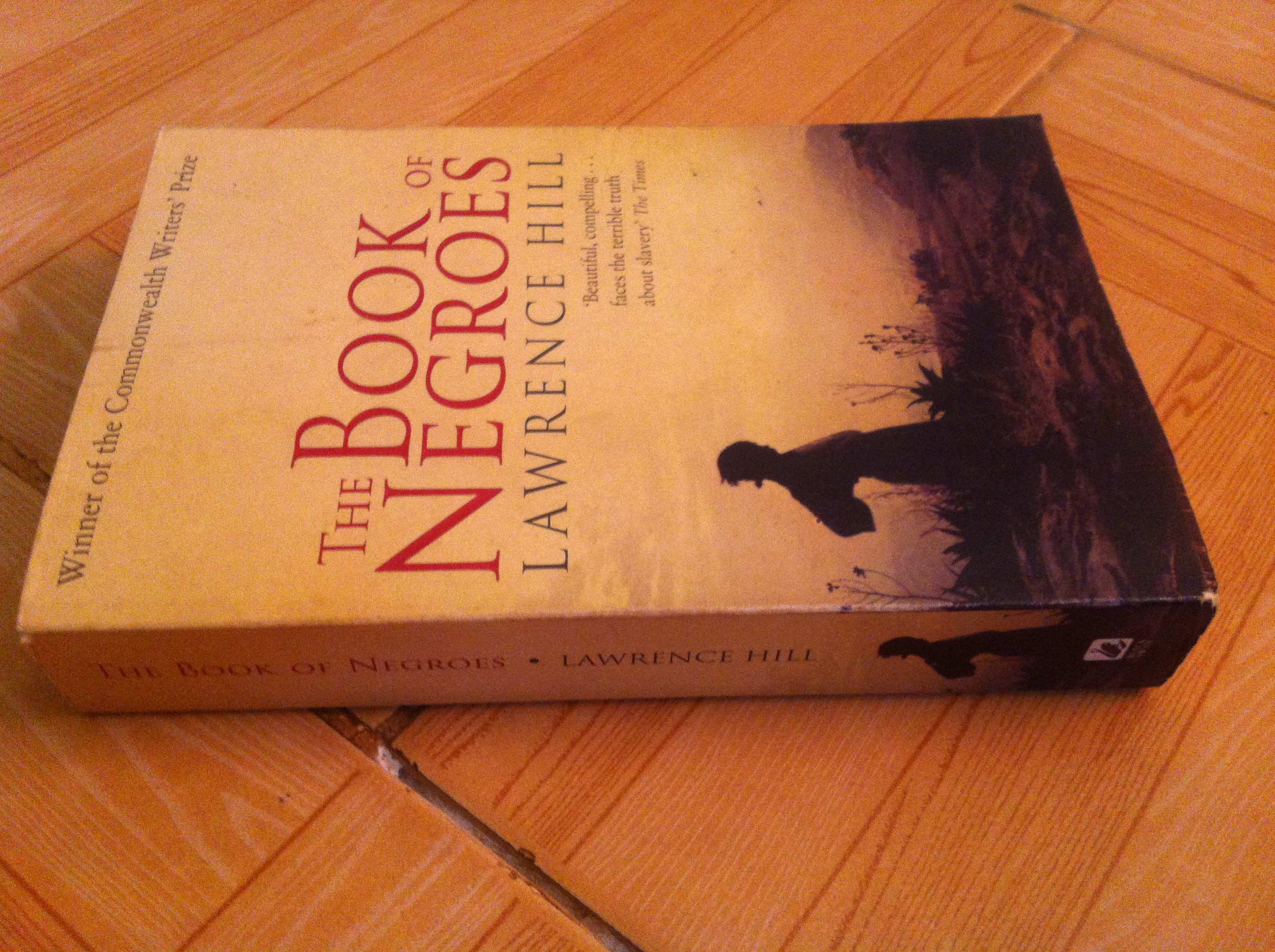 The Book of Negroes by Lawrence Hills - front cover