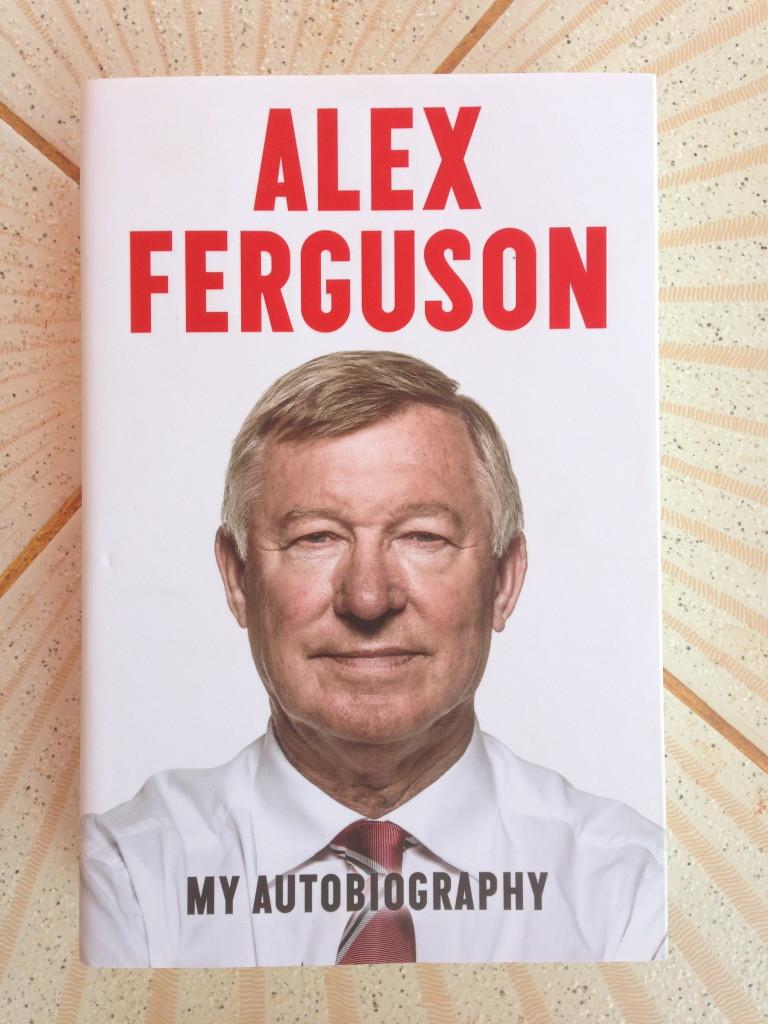 Front cover of Alex Ferguson:My Autobiography