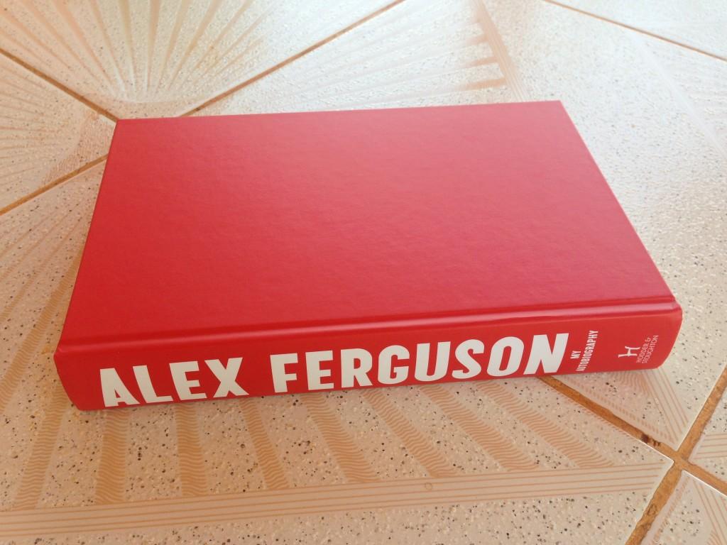 Alex Ferguson:My Autobiography