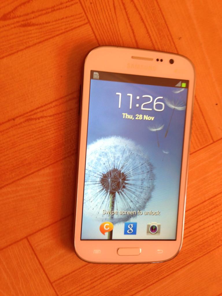 Samsung Galaxy Mega 5.8 Version