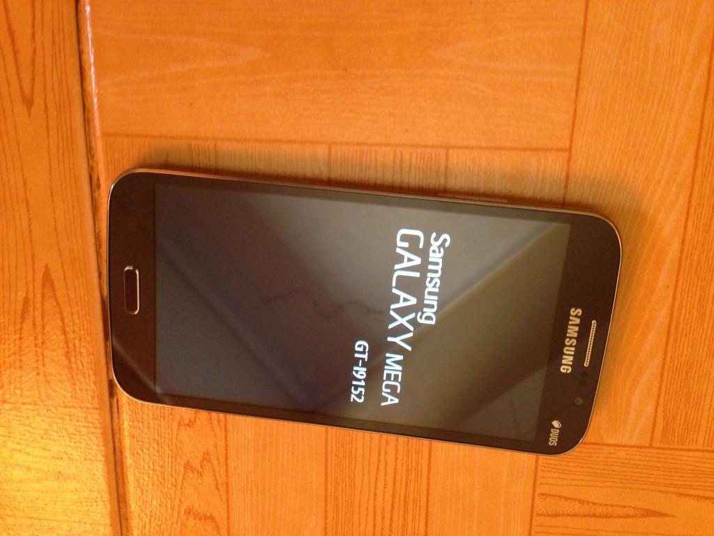 Samsung Galaxy Mega 6.3 inches