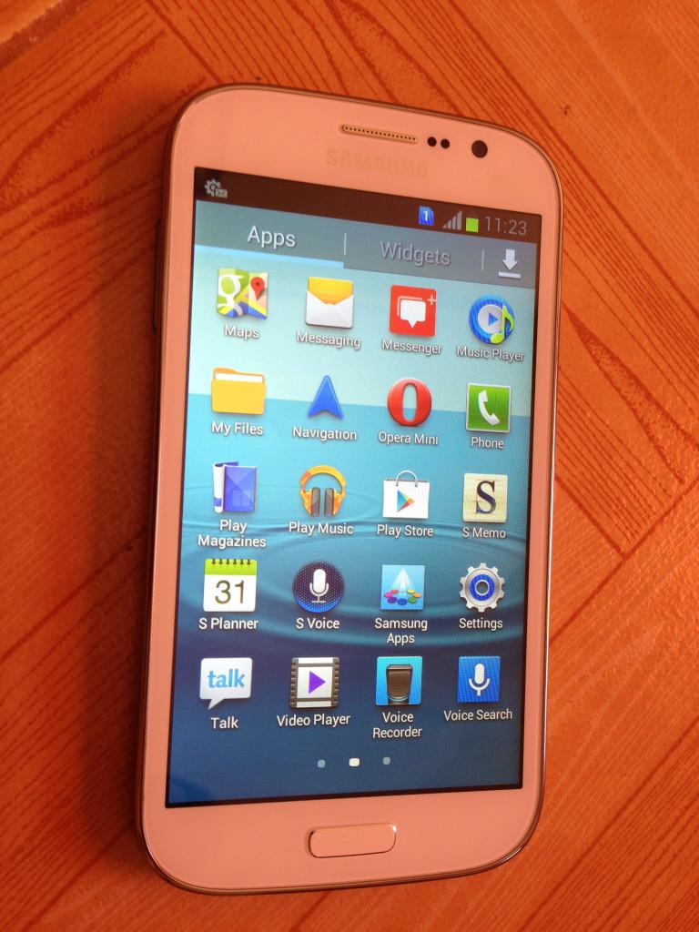 Samsung Galaxy Mega 5.8 inches