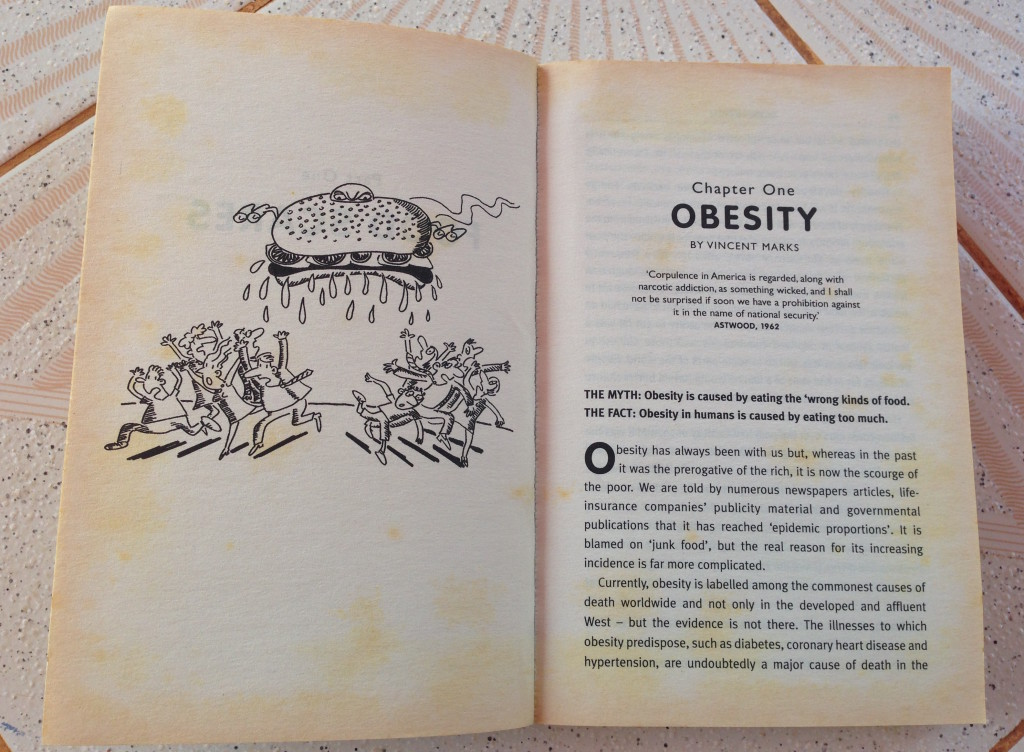 Chapter one was all about Obesity.