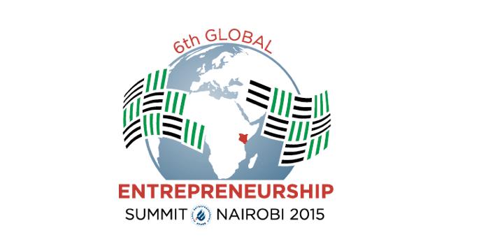 6th Global Entrepreneurship Summit (GES) 2015 official logo