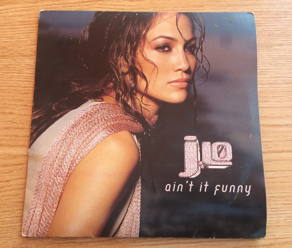 Jennifer Lopez Vinyl is also part of my thousands of my collection