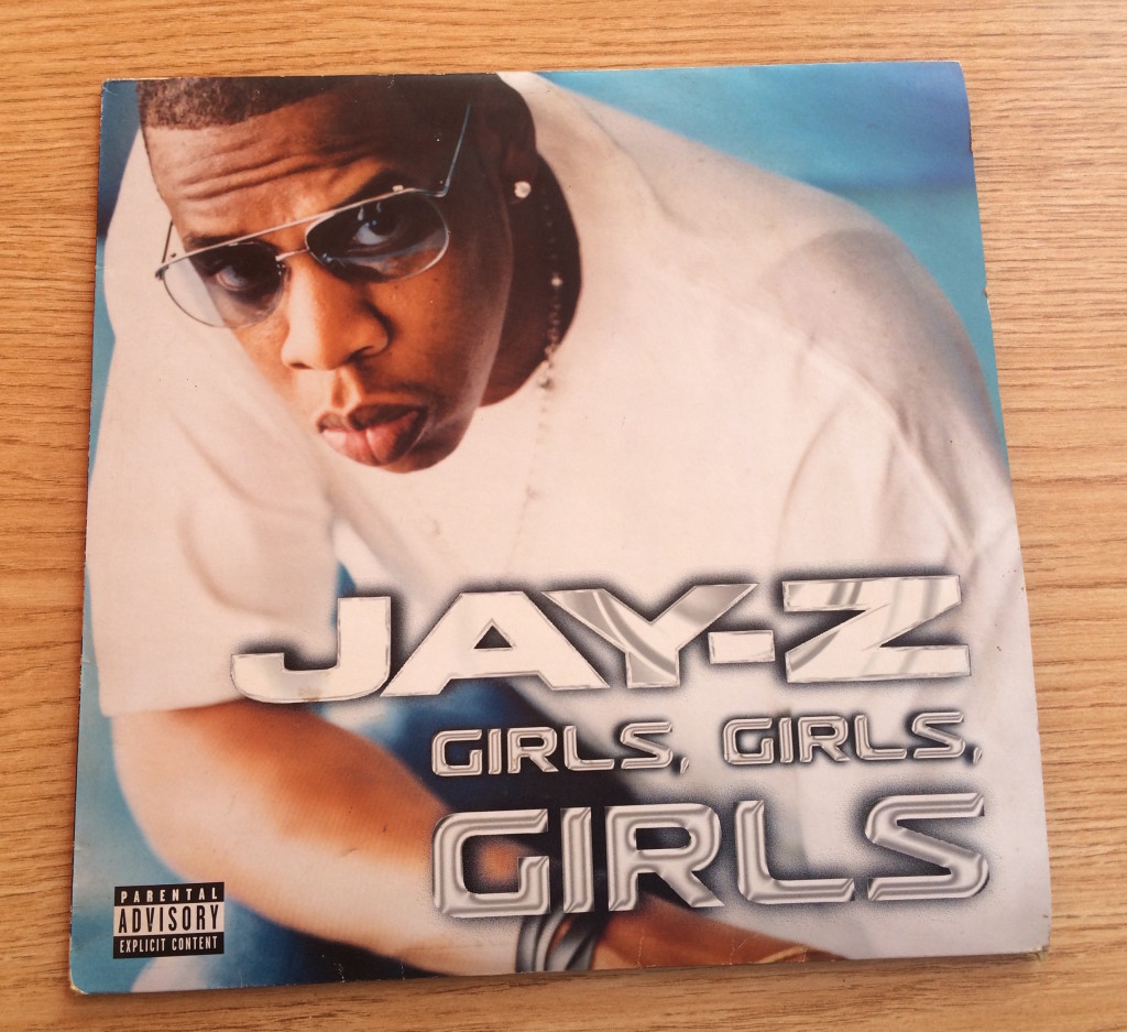 One of the finest male rappers Jay Z can't miss in my vinyl library