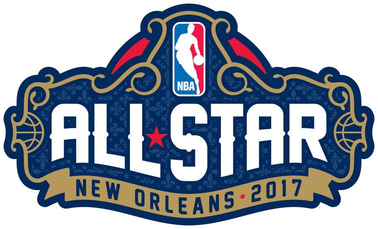 2017 NBA All-Star Game logo